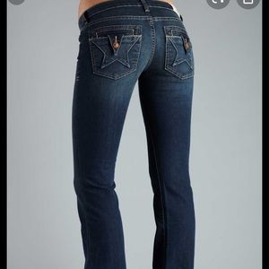 People's Liberation Tanya jeans size 27 low rise